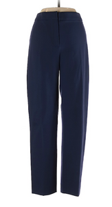 Max Mara Navy Pants