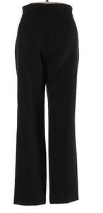 Max Mara Black Pants Size Large