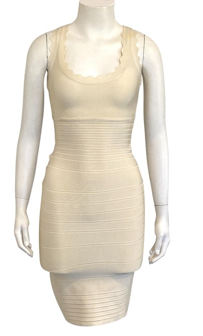 Herve Leger Viola Dress Size XXS