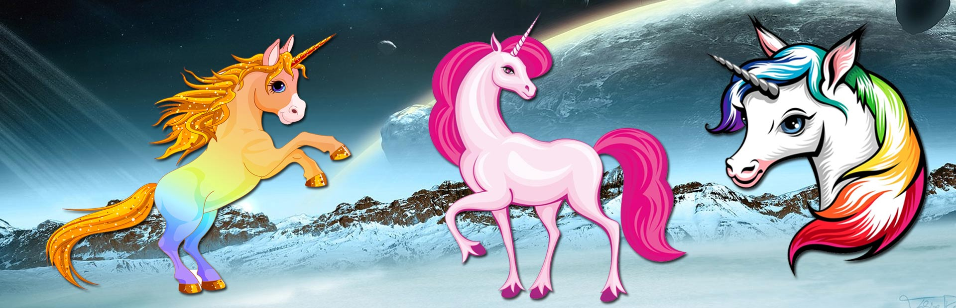 09c3d8b5e115 UNICORNS ROCK - Everything Unicorn Utopia