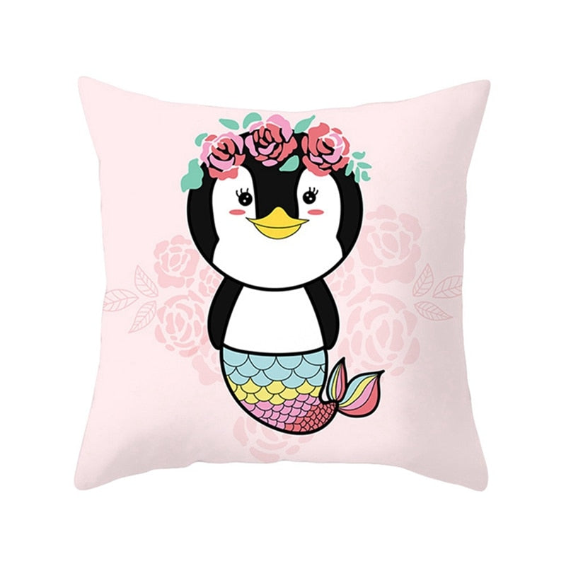 Unicorn Throw Pillow Case Cover Various Styles And Colours Unicornsrock