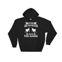 Laden Sie das Bild in den Galerie-Viewer, My Dogs - Hoodie