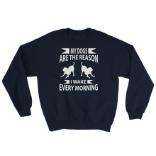 Laden Sie das Bild in den Galerie-Viewer, My Dogs - Sweatshirt