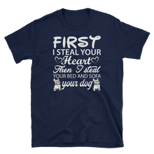 Laden Sie das Bild in den Galerie-Viewer, First i steal your Heart - Shirt