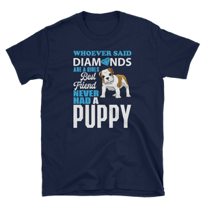 Diamonds and Puppy - Shirt