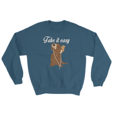 Laden Sie das Bild in den Galerie-Viewer, Take it easy - Sweatshirt