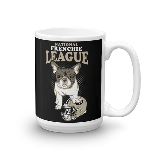 National Frenchie - Tasse