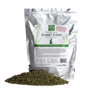 Premium Rabbit Food Pellets,Small Animal Food:Smallpetselect