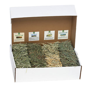 Sampler Hay Box, :Smallpetselect