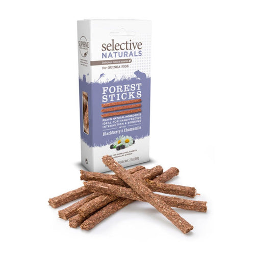 Forest Sticks, Healthy snacks:Smallpetselect