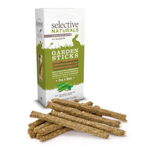 Garden Sticks, Healthy snacks:Smallpetselect