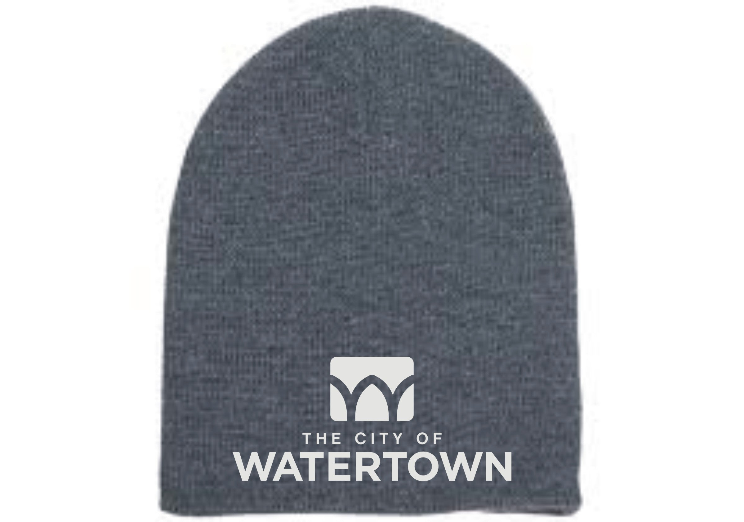 City of Watertown Knit Beanie