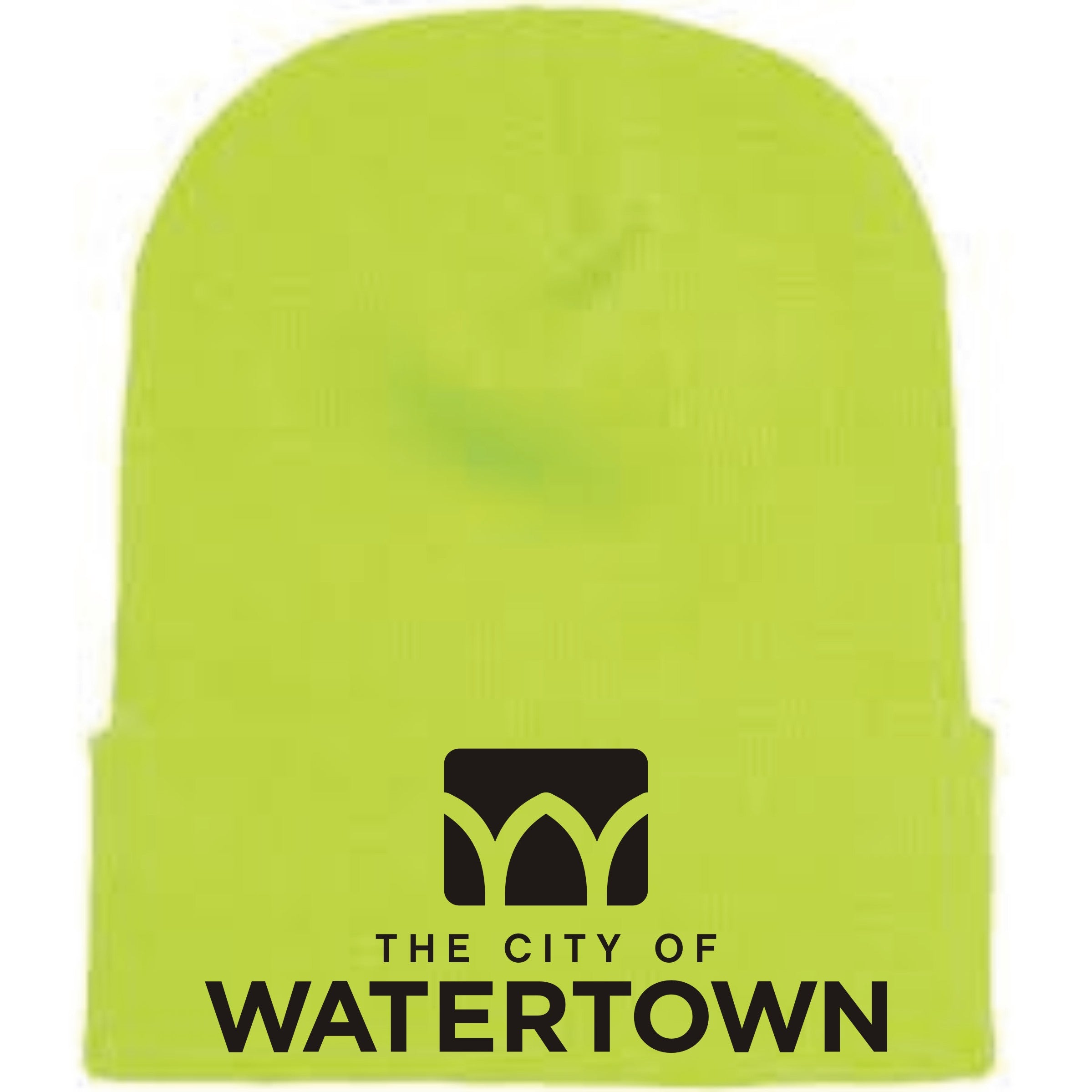 City of Watertown Cuffed Knit Beanie