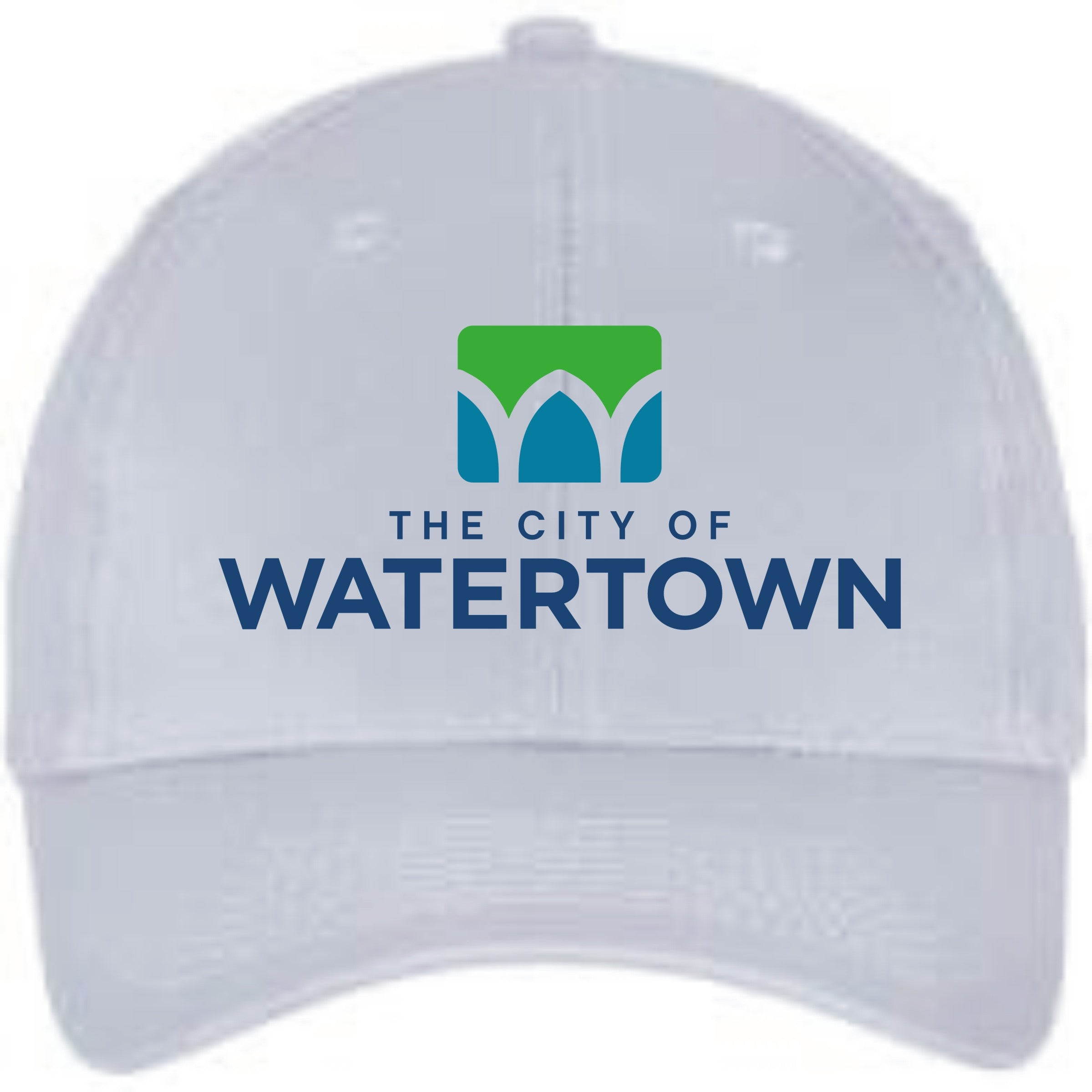 City of Watertown Twill Cap