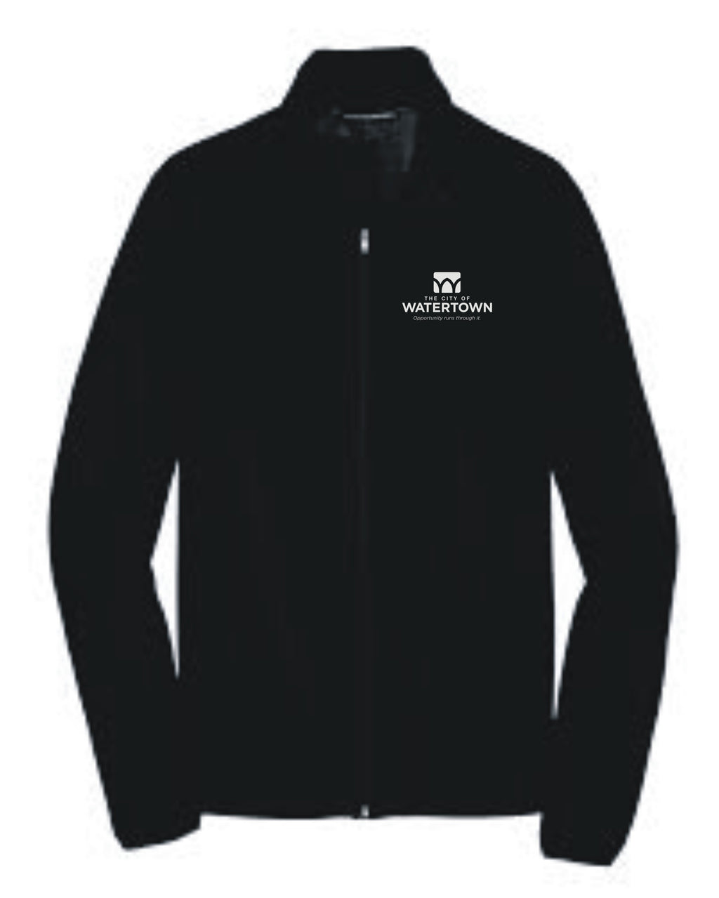 City of Watertown Active Soft Shell Jacket