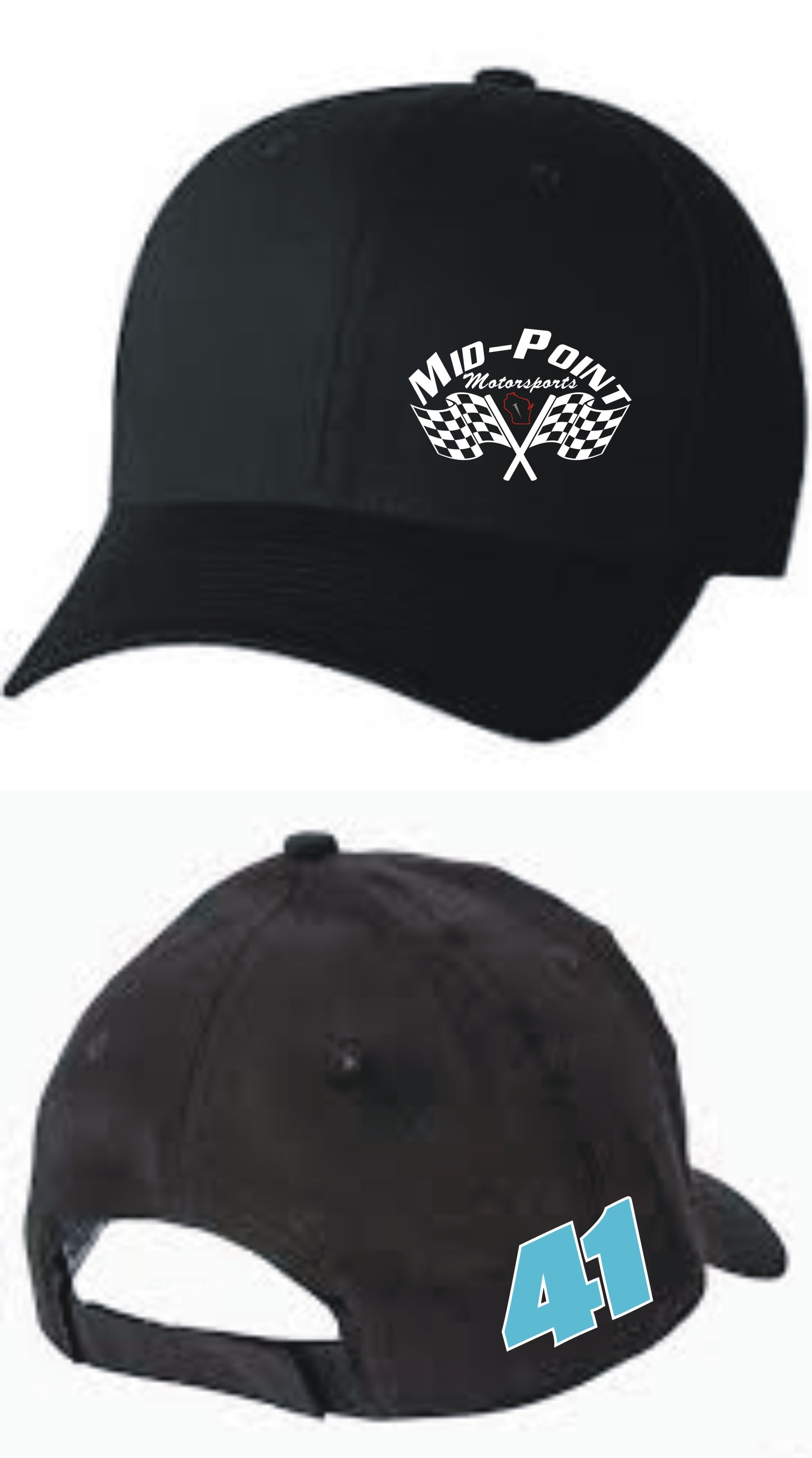 Mid-Point / Lamb Racing Hats