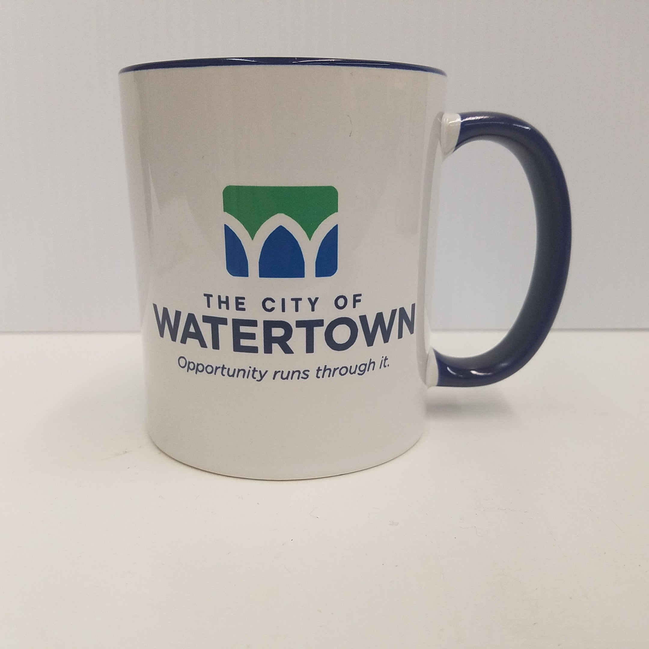 City of Watertown Coffee Mug