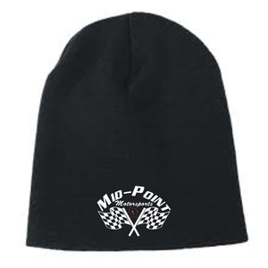 Mid-Point / Lamb Beanie
