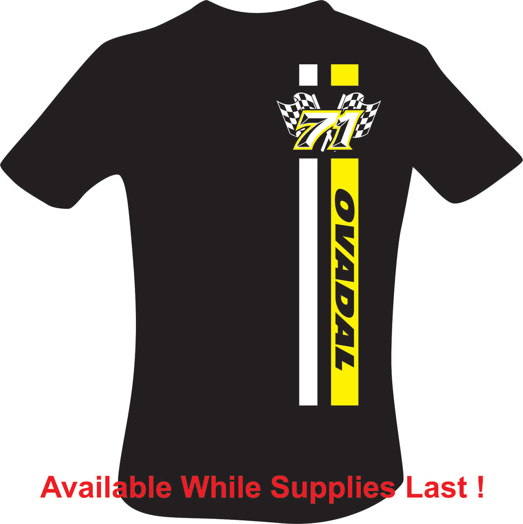 Ovadal Racing Triblend Shirts