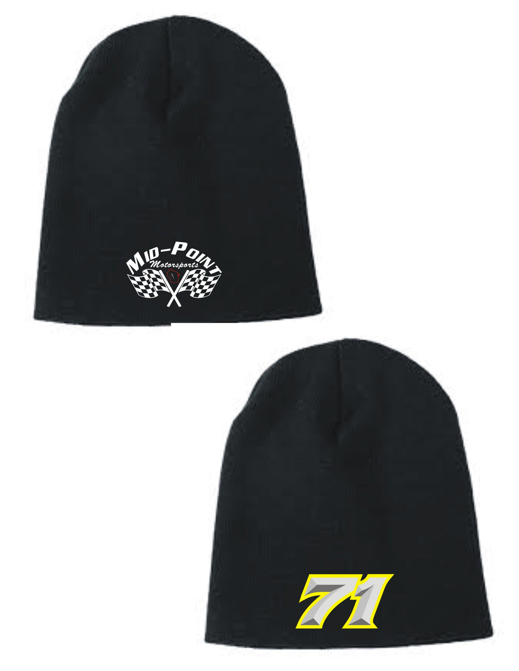Mid-Point / Ovadal Beanie