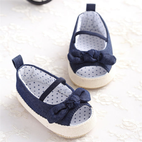 Denim Espadrille Shoes