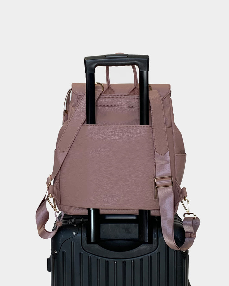LIFE BACKPACK -DUSTY ROSE