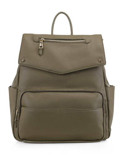 LIFE BACKPACK 2.0-OLIVE
