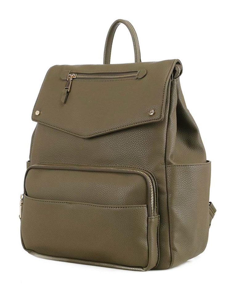 LIFE BACKPACK -OLIVE