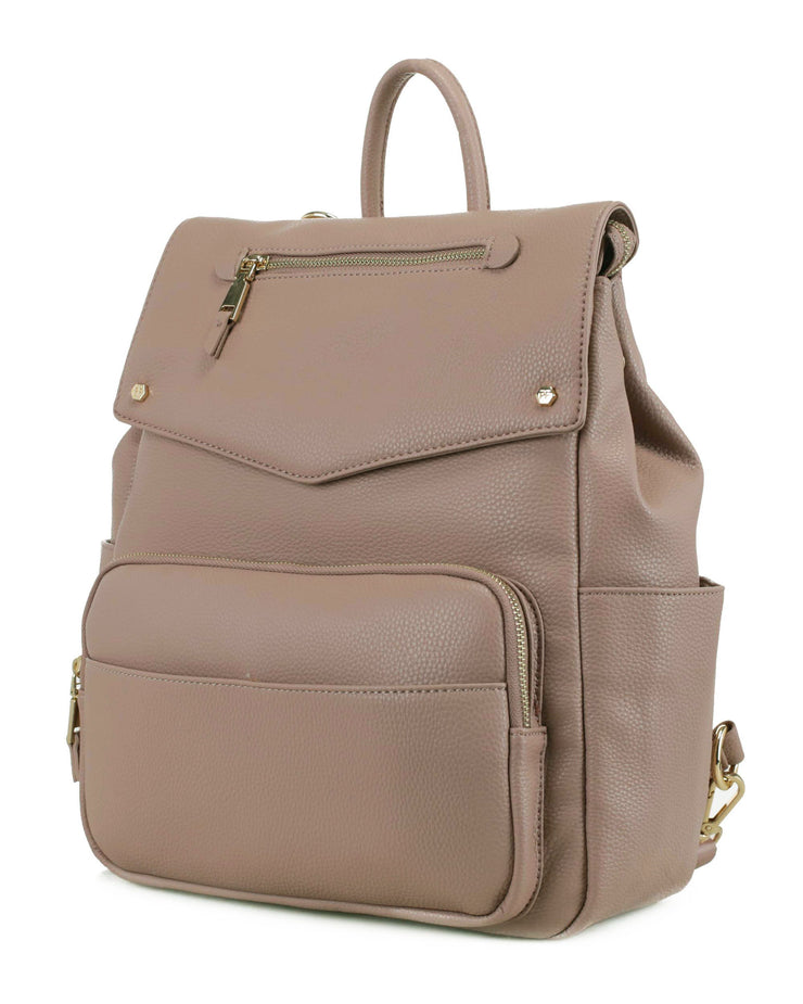 LIFE BACKPACK -TAUPE