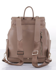 LIFE BACKPACK 2.0-TAUPE