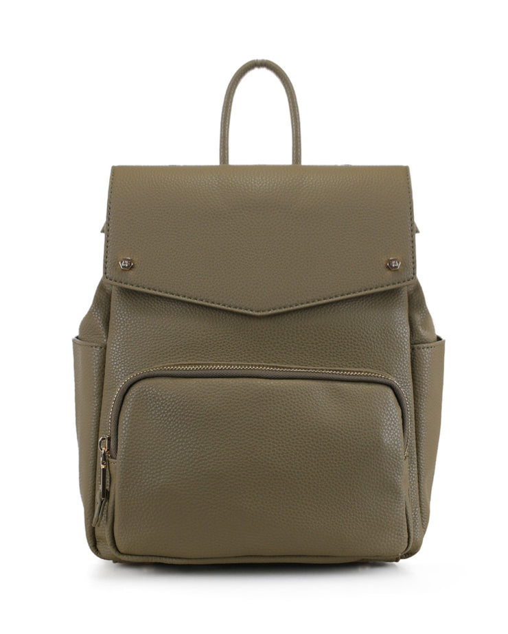 LIFE MINI BACKPACK-OLIVE