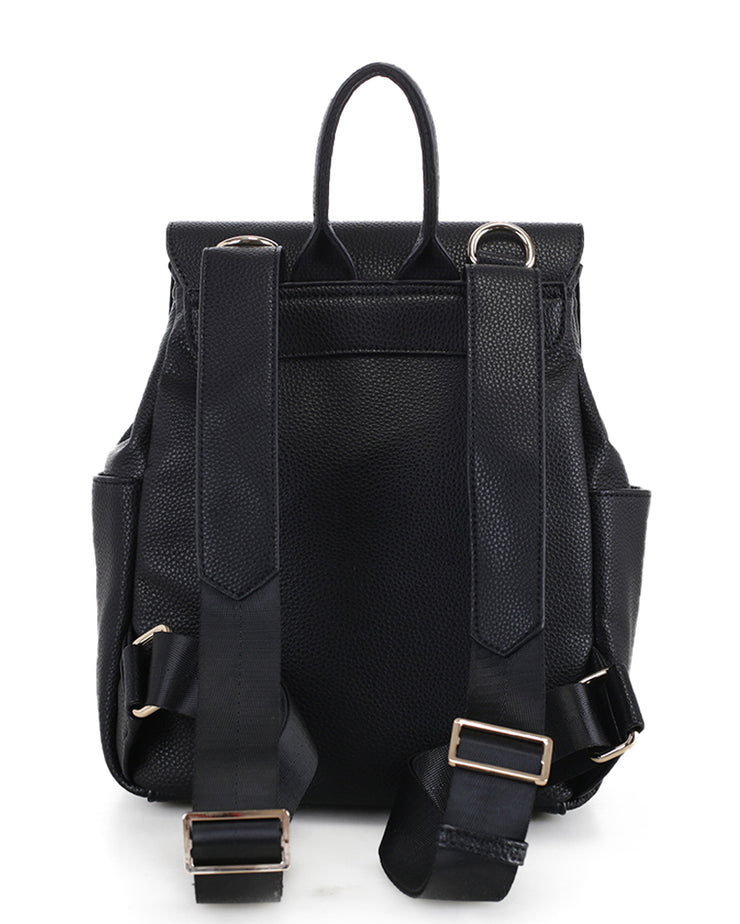 LIFE MINI BACKPACK-BLACK