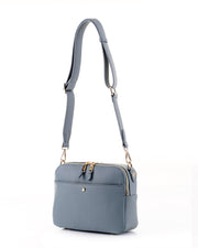 EVERYDAY CROSSBODY-CLASSIC DENIM