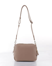 EVERYDAY CROSSBODY-TAUPE
