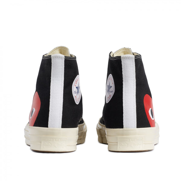 Play Converse Chuck Taylor All Star '70 High (Black)