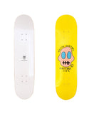 Fantôme Yellow Skateboard Deck