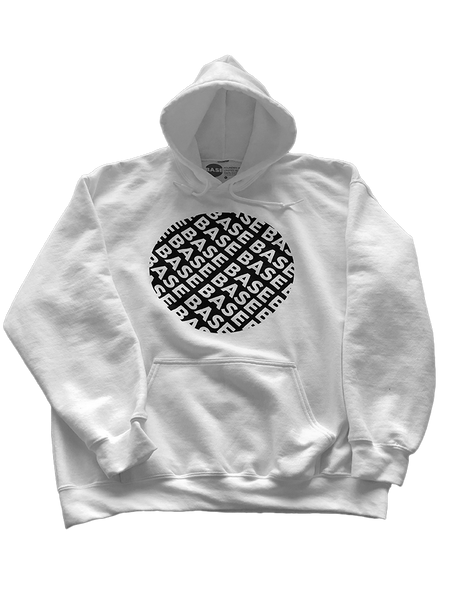 CLASSIC HOODIE 100% COTTON | WHITE ONLY