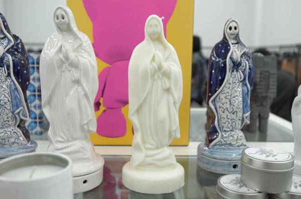 Holy Fantôme Candle Sculpture - XIAOFANX