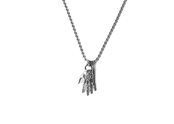 Left Devil Hand Necklace - XIAOFANX
