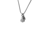 Right Devil Hand Necklace - XIAOFANX