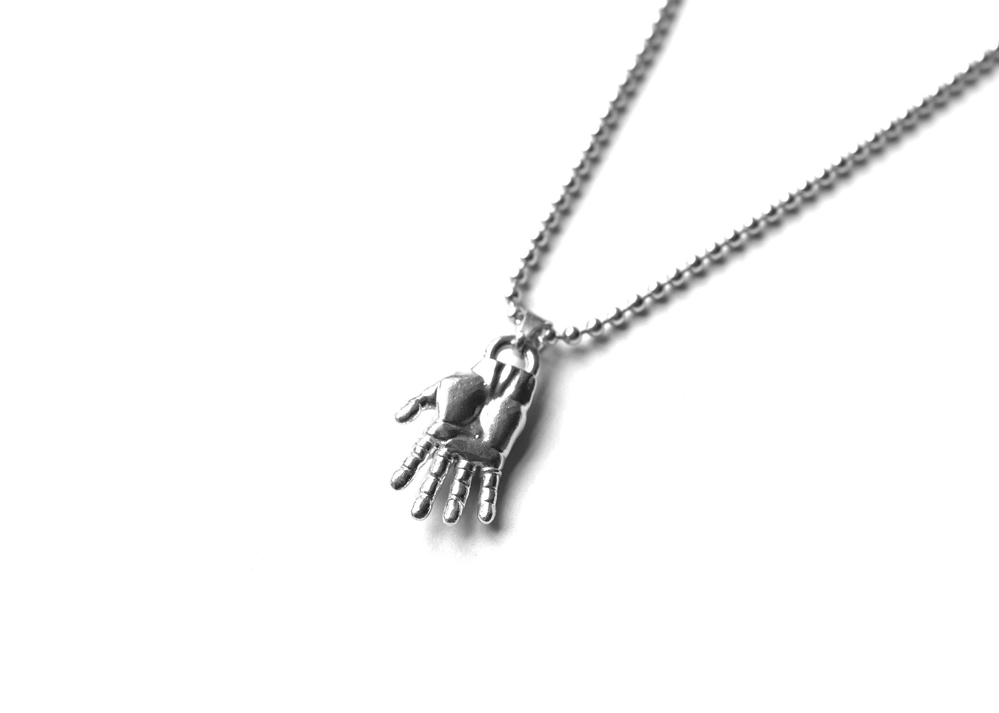 Dark Angel Silver Chain- Anitya Fantôme – BASE Superstore
