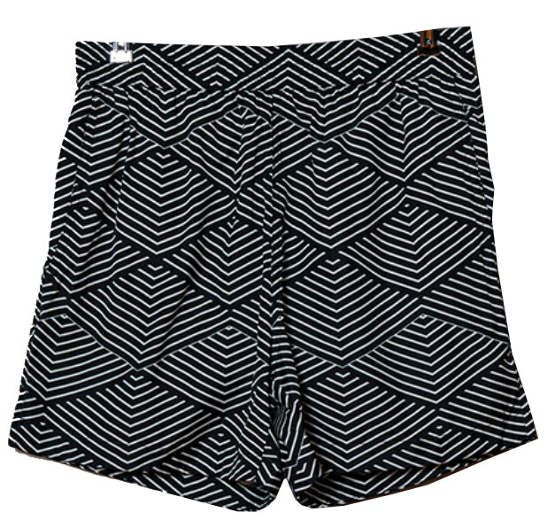 MORAIS DECO PRINT SWIM SHORT | DARK NAVY