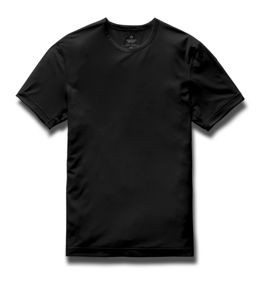 TRAINING SHIRT MENS BLACK | DELTAPEAK™ 90