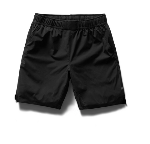 "7"" TRAINING SHORT MENS BLACK 