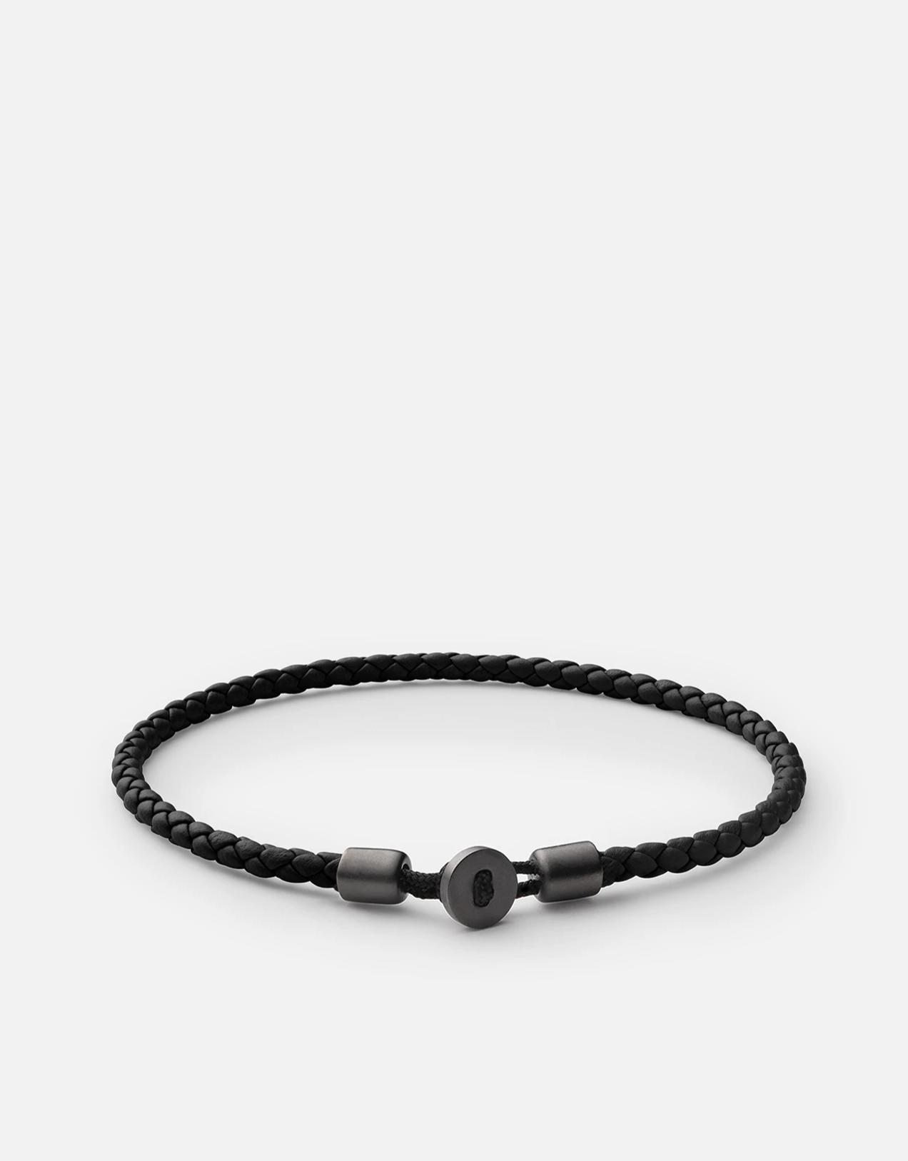 NEXUS LEATHER BRACELET