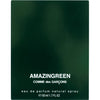 Amazingreen Eau de Parfum 100ml (natural spray)