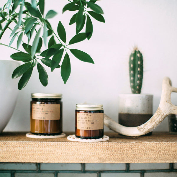 Copal | Soy Wax Candle | The Happy Goods Co.