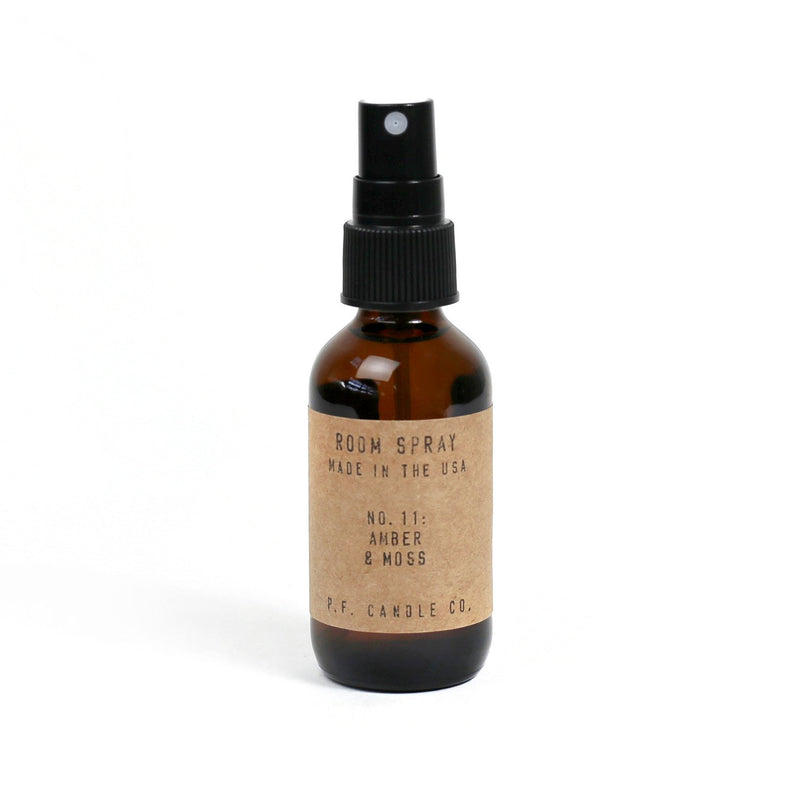 Amber & Moss Room Spray | Room Spray | The Happy Goods Co.