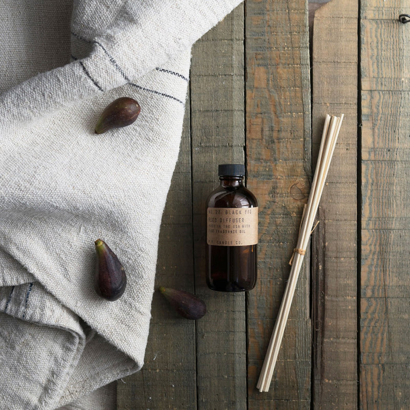 Black Fig Reed Diffuser | Reed Diffuser | The Happy Goods Co.