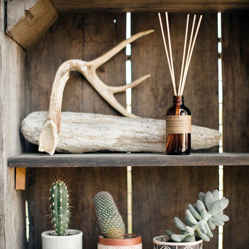Copal Reed Diffuser | Reed Diffuser | The Happy Goods Co.